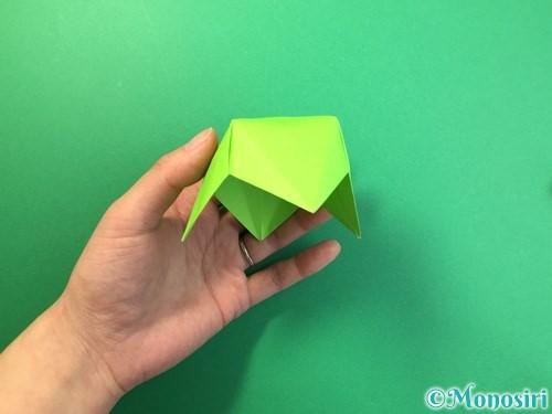 折り紙で風鈴の作り方手順42