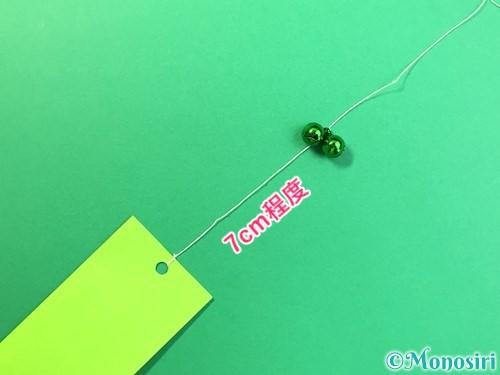 折り紙で風鈴の作り方手順49
