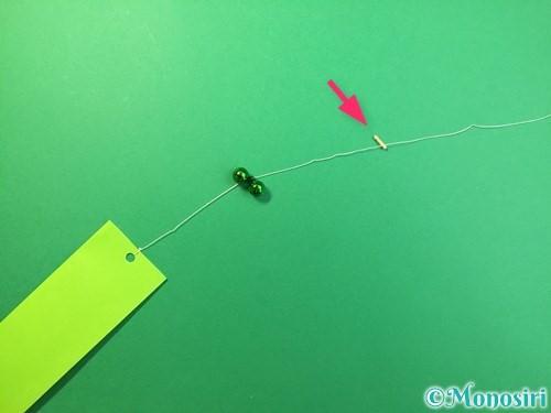 折り紙で風鈴の作り方手順50