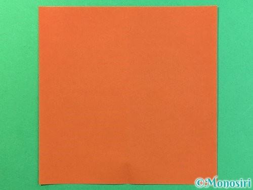 折り紙で立体的なクワガタの折り方手順40