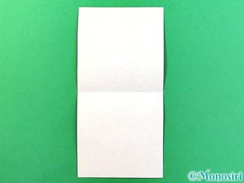 折り紙で立体的なクワガタの折り方手順43