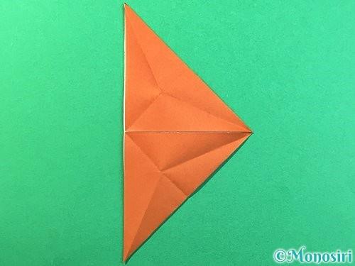 折り紙で立体的なクワガタの折り方手順51