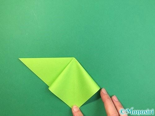 折り紙でバッタの折り方手順7