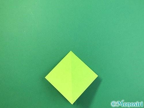 折り紙でバッタの折り方手順9