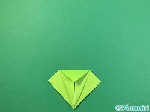 折り紙でバッタの折り方手順13