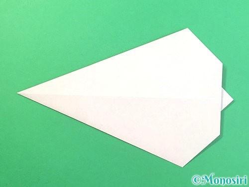 折り紙でうさぎの折り方手順9