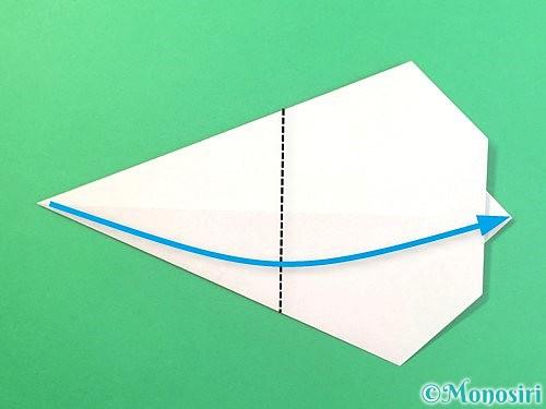 折り紙でうさぎの折り方手順10