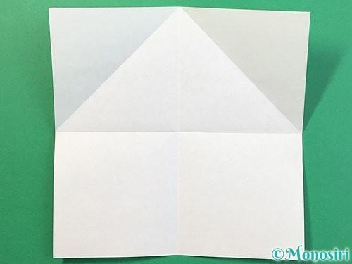 折り紙でぴょんぴょんうさぎの折り方手順4