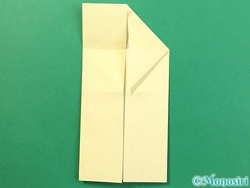折り紙でぴょんぴょんうさぎの折り方手順11