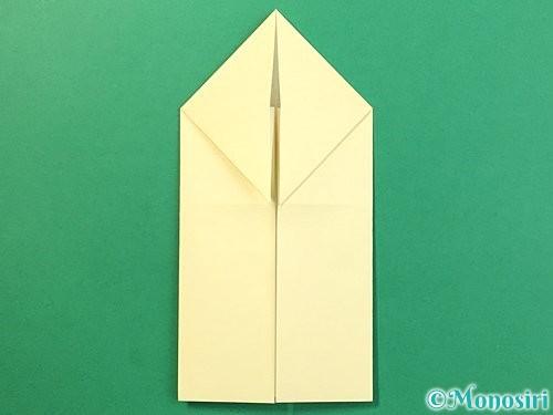折り紙でぴょんぴょんうさぎの折り方手順12