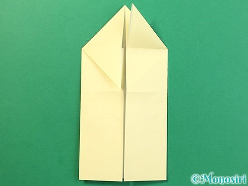 折り紙でぴょんぴょんうさぎの折り方手順14