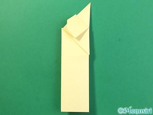 折り紙でぴょんぴょんうさぎの折り方手順22