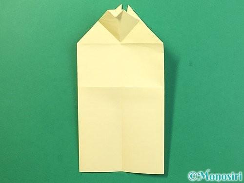 折り紙でぴょんぴょんうさぎの折り方手順24
