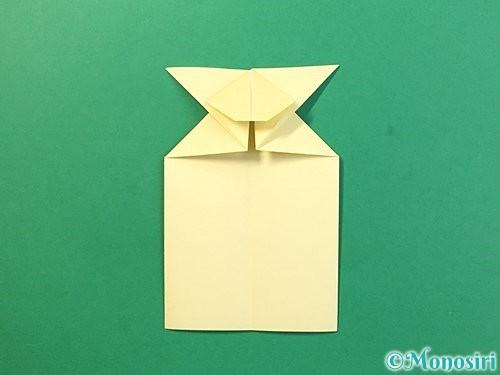 折り紙でぴょんぴょんうさぎの折り方手順29