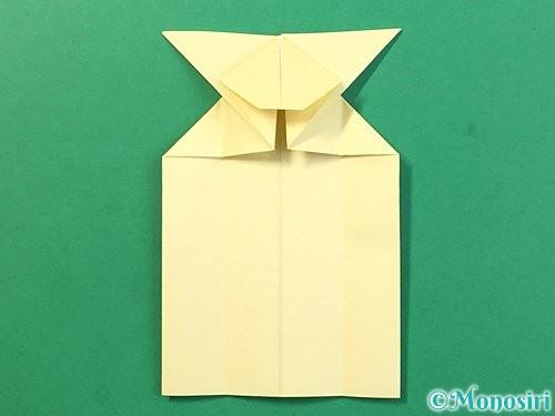 折り紙でぴょんぴょんうさぎの折り方手順31