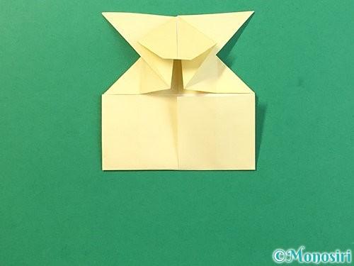 折り紙でぴょんぴょんうさぎの折り方手順33