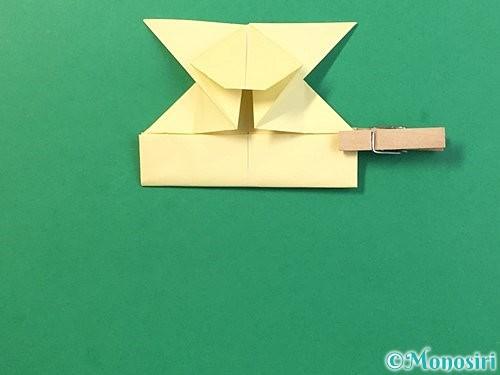 折り紙でぴょんぴょんうさぎの折り方手順35