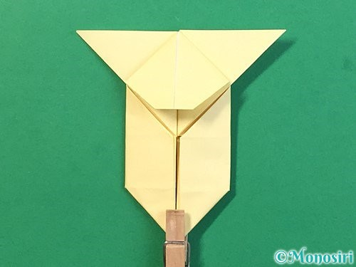 折り紙でぴょんぴょんうさぎの折り方手順42