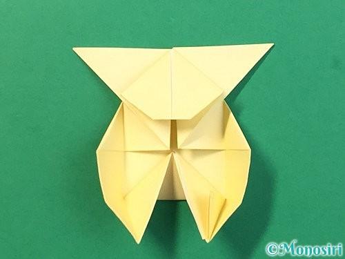 折り紙でぴょんぴょんうさぎの折り方手順44
