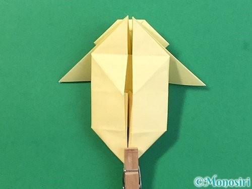 折り紙でぴょんぴょんうさぎの折り方手順50