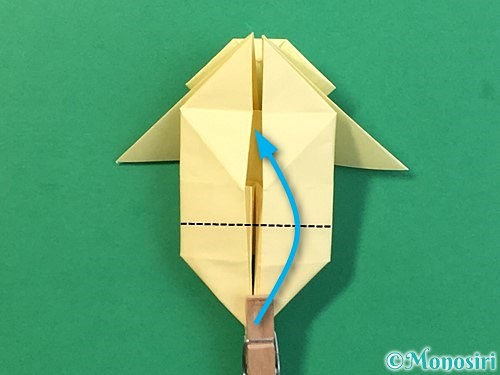 折り紙でぴょんぴょんうさぎの折り方手順51