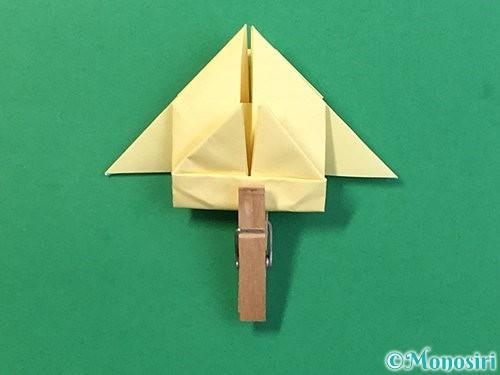 折り紙でぴょんぴょんうさぎの折り方手順52