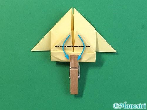 折り紙でぴょんぴょんうさぎの折り方手順53