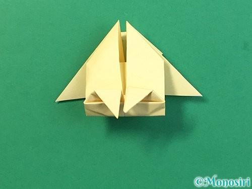 折り紙でぴょんぴょんうさぎの折り方手順54