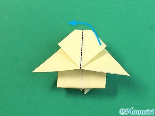 折り紙でぴょんぴょんうさぎの折り方手順56