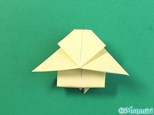 折り紙でぴょんぴょんうさぎの折り方手順55