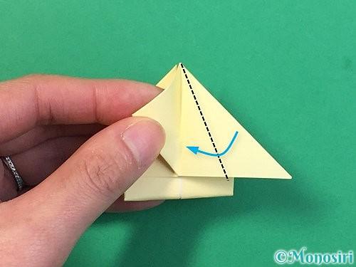 折り紙でぴょんぴょんうさぎの折り方手順58