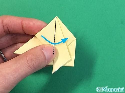 折り紙でぴょんぴょんうさぎの折り方手順60