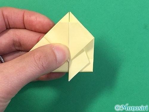 折り紙でぴょんぴょんうさぎの折り方手順61