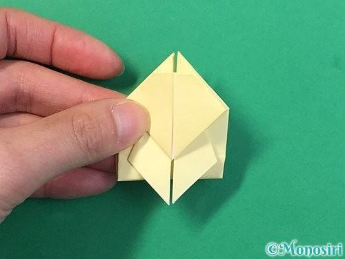 折り紙でぴょんぴょんうさぎの折り方手順62
