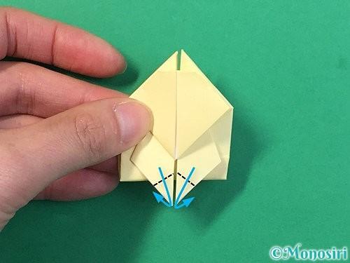 折り紙でぴょんぴょんうさぎの折り方手順63