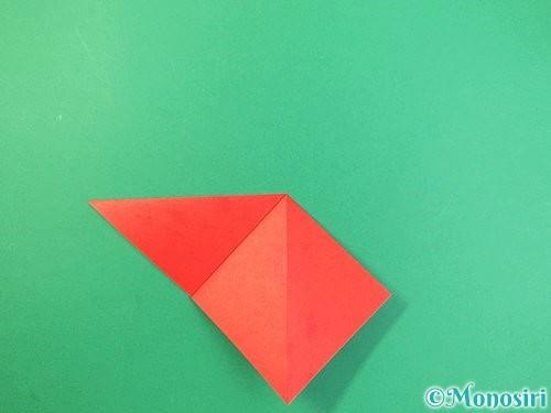 折り紙でもみじの折り方手順8