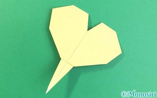 折り紙で作ったいちょう