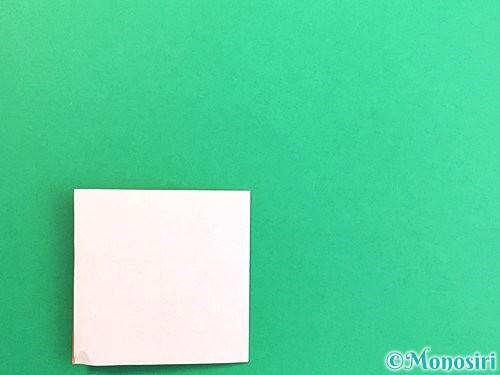 折り紙で立体的なガーベラの折り方手順4