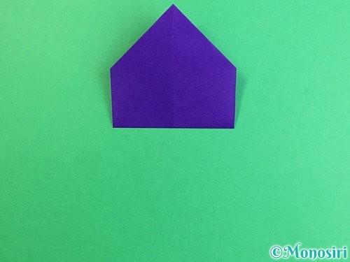 折り紙でぶどうの折り方手順9