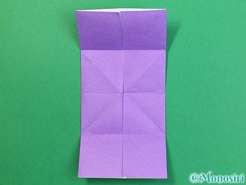 折り紙でぶどうの折り方手順12