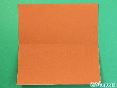 折り紙でぶどうの折り方手順28