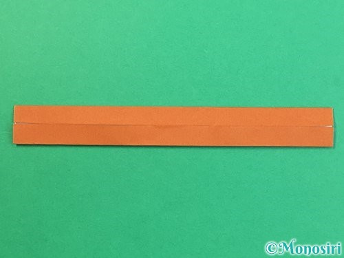 折り紙でぶどうの折り方手順35