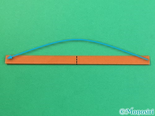 折り紙でぶどうの折り方手順38