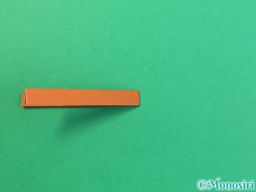 折り紙でぶどうの折り方手順39