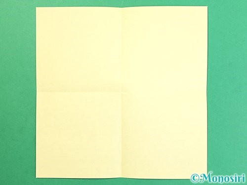 折り紙でお月見団子の折り方手順22