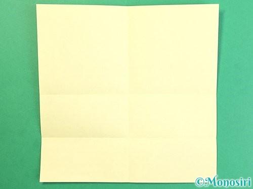 折り紙でお月見団子の折り方手順24