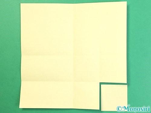折り紙でお月見団子の折り方手順27