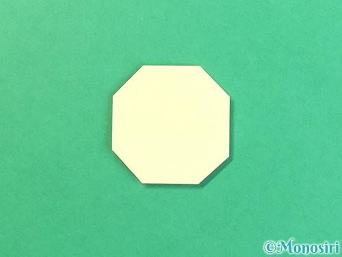 折り紙でお月見団子の折り方手順30