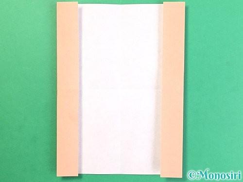 折り紙でお月見団子の折り方手順38