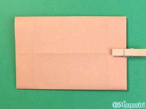 折り紙でお月見団子の折り方手順41